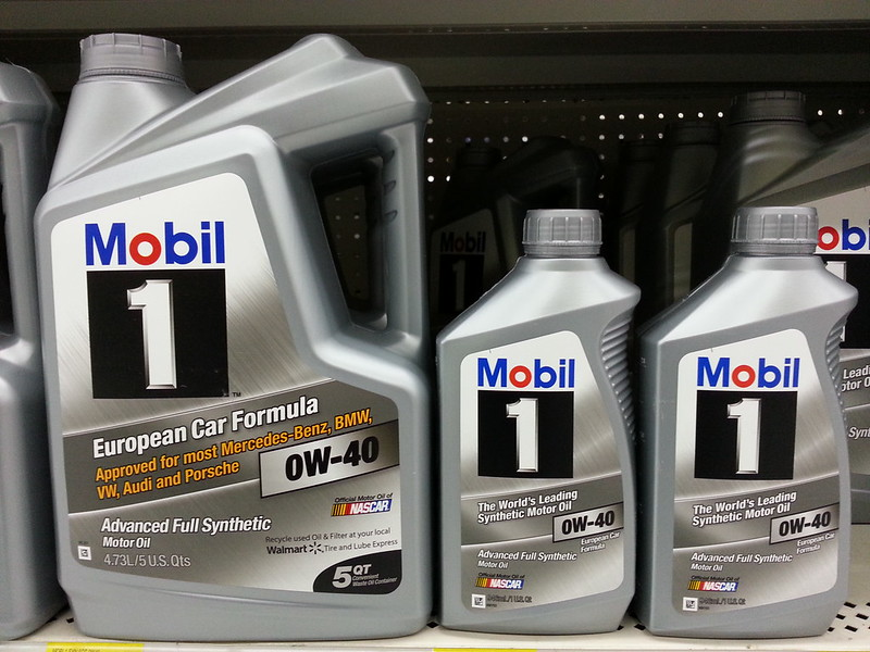Mobil 1 0w 40 Bmw Ll 01 Now At Wal Mart 5series Net Forums