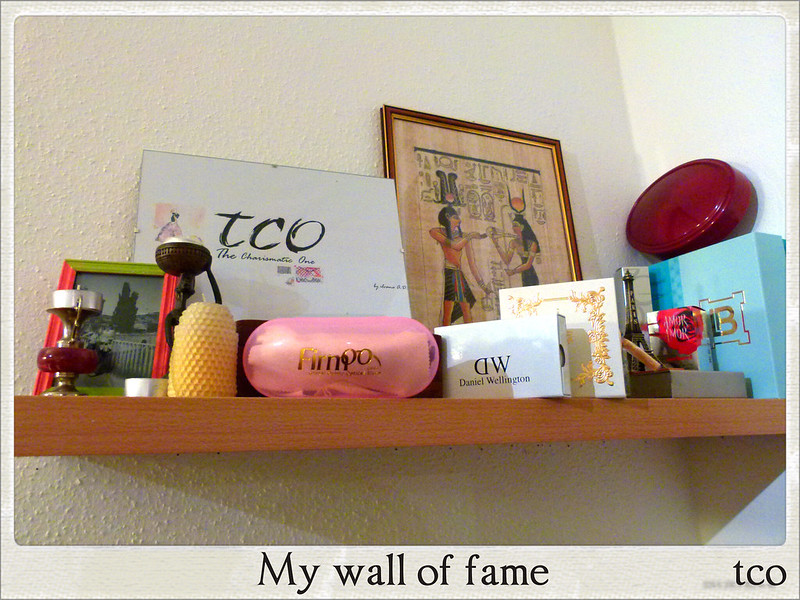 wall of fame..