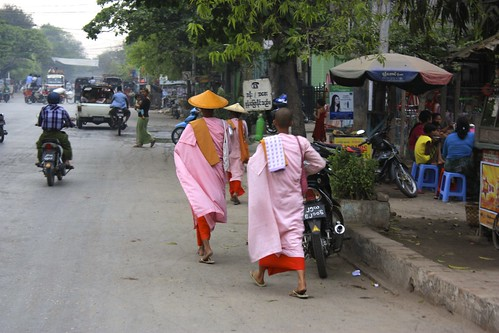More Nuns of Mandalay