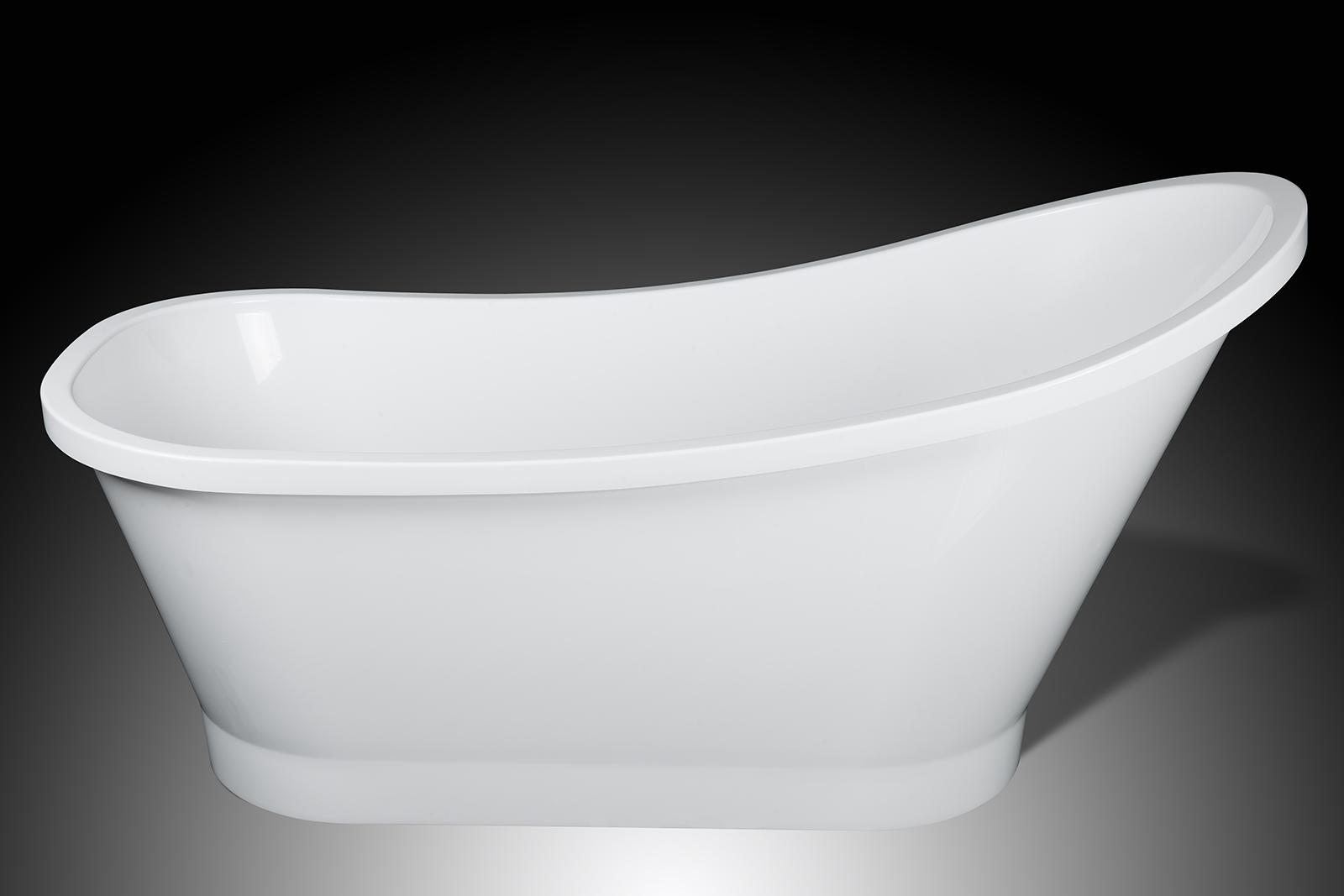 neue freistehende badewanne lili 10jahre garantie mineralguss kein china ebay. Black Bedroom Furniture Sets. Home Design Ideas