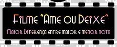AME OU DEIXE 2013