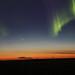 Comet PanStarrs by Gísli Már