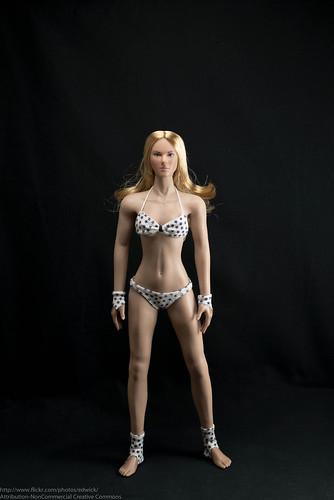 hot female body