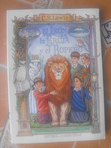 El león, la bruja y el ropero