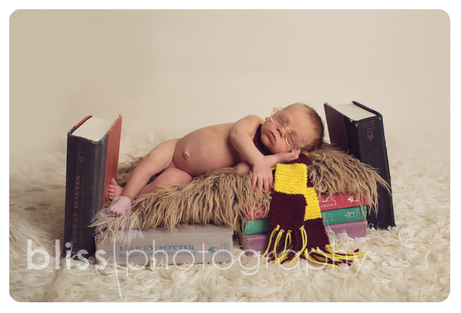 Harry Potter newborn pose bliss photography-1857