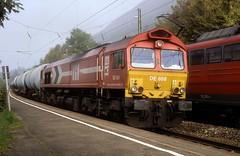 * HGK  Dieselloks  DE 50  bis  9901