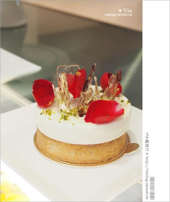 【台中咖啡廳】台中甜點推薦~小梗甜點咖啡!超好吃的季節&每日限定草莓千層!28