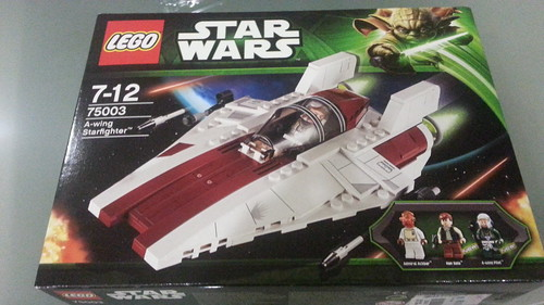 Review: 75003 A-Wing Starfighter 8577622502_81361677a2