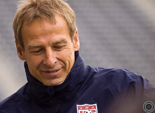 Jurgen Klinsmann Head Coach U. S. Mens National Team, USMNT by Corbin Elliott Photography