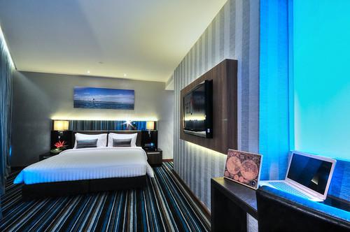 コンチネント ホテル バンコク