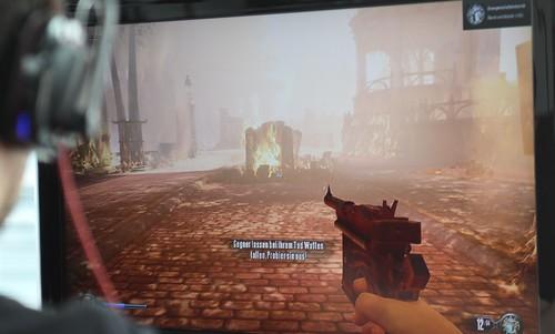 Bioshock Infinite - Interview