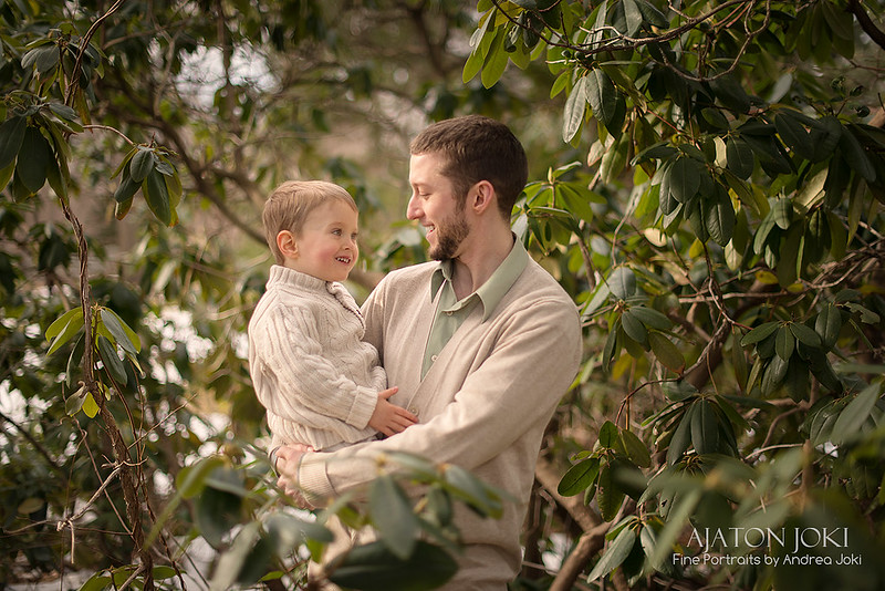 family boston photographer father son session