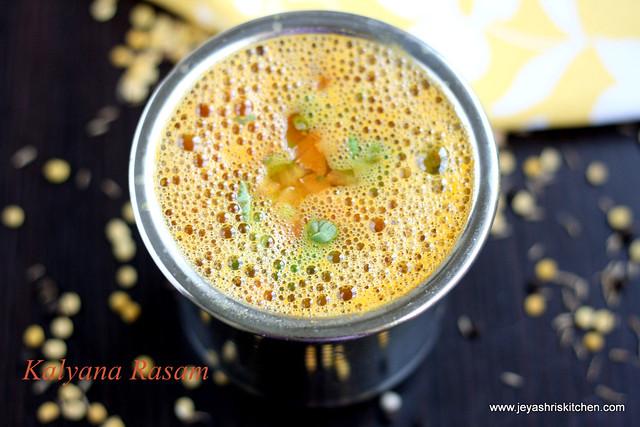 Kalyana rasam 3