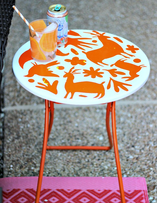 Hi Sugarplum DIY Otomi Table (10)