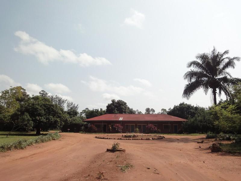 Centro da Diocese de Aru, RD do Congo