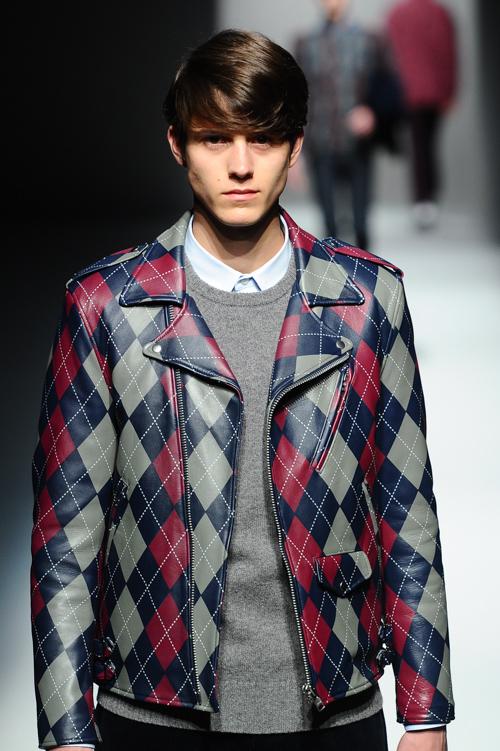 FW13 Tokyo MR.GENTLEMAN030_Luuk Van Oz(Fashion Press)