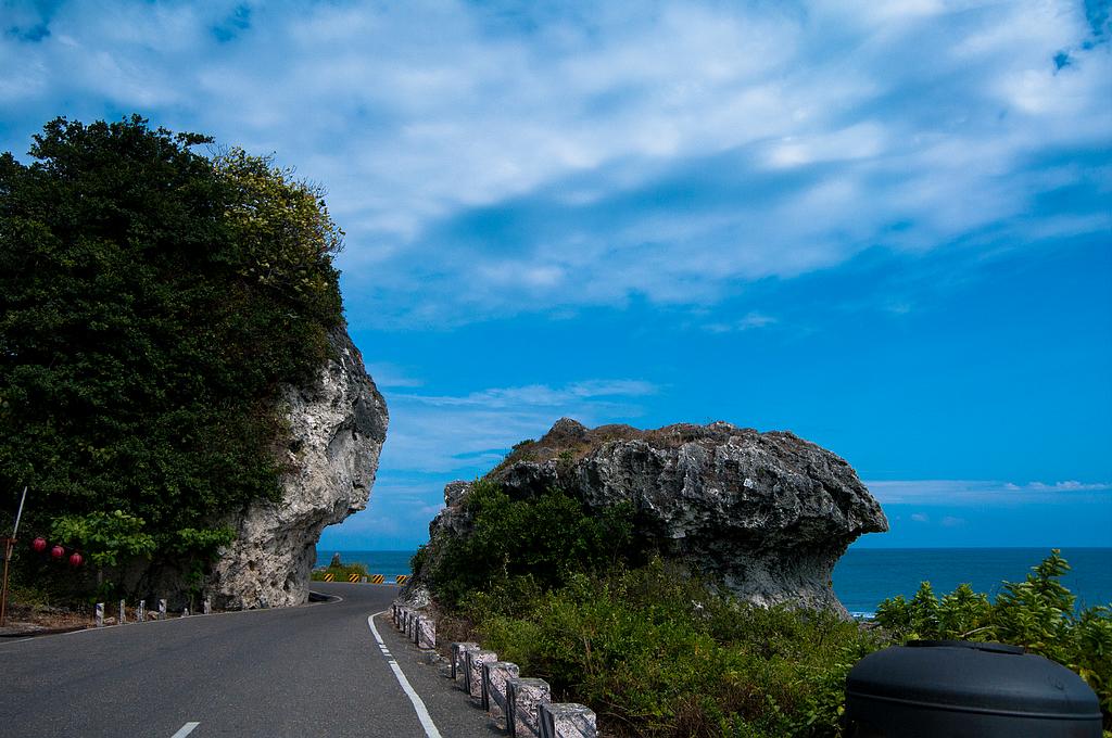 還沒到夏天就很熱的小琉球之旅