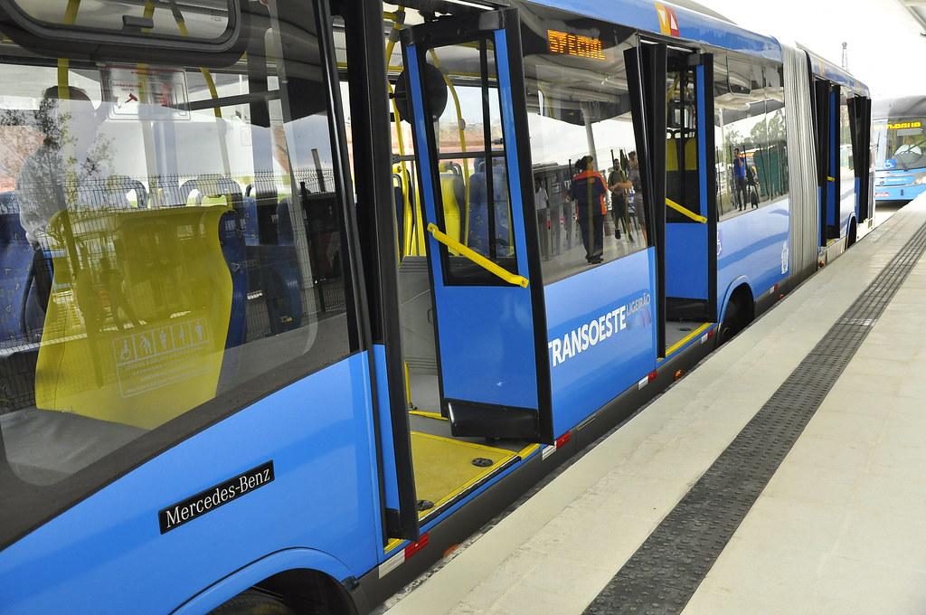 Corredor TransOeste - BRT Rio de Janeiro