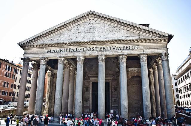 Roma 2012 - Panteón