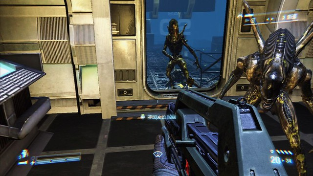 Aliens : Colonial Marines - Screenshot 1