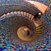 Groninger Museum staircase; Groningen