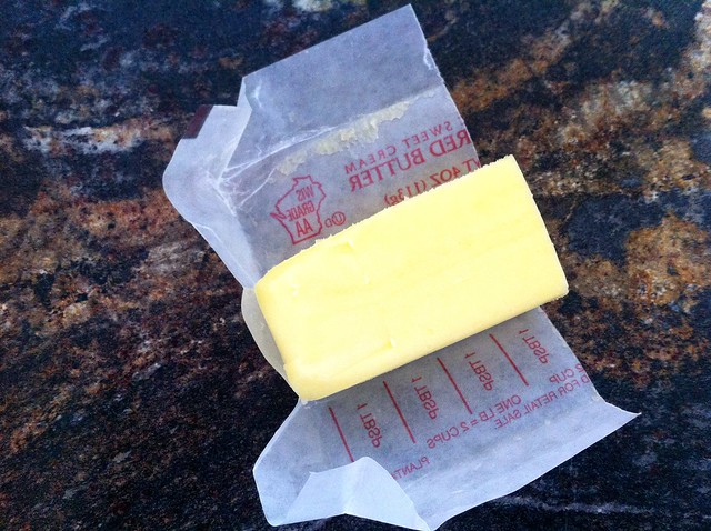 4 Tablespoons Unsalted Butter