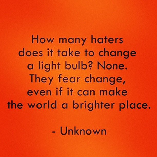 haters # hate here is quotes for instagramers # quote # quotes ...
