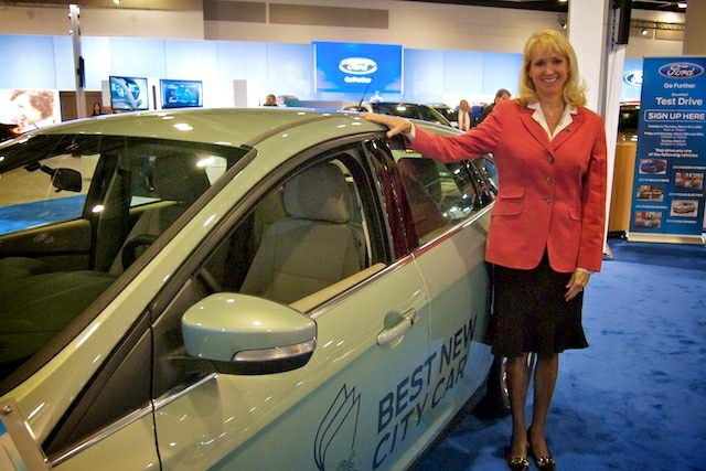 Ford Canada at the Vancouver International Auto Show