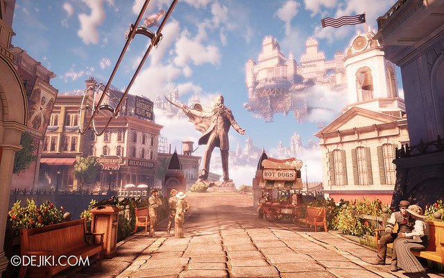 BioShock Infinite - Vista Columbia