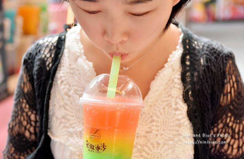 台中逢甲彩虹冰沙08