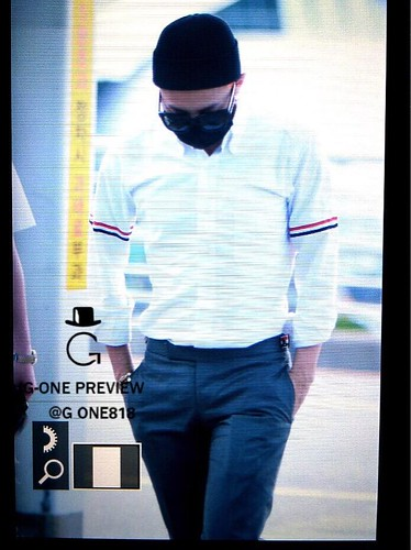 Big Bang - Incheon Airport - 19jun2015 - G-One - 02