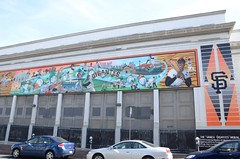 Los Gigantes Mural in the Mission