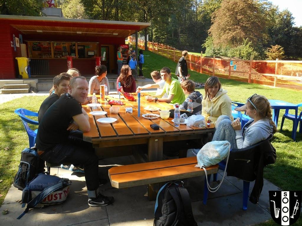 27. September - Seilpark Ausflug