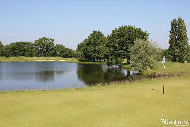 photo du golf Golf De Sablé Solesmes - Parcours