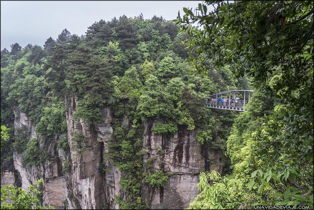 guia de zhangjiajie