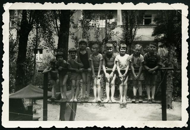 Archiv H206 Siedlungskinder, Berlin-Adlerhorst, 1960er