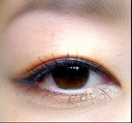 オレンジ×ネイビーアイメイク★の画像  ★ママになってもアイメイク大好き! - Mozilla Firefox 05.01.2013 234150