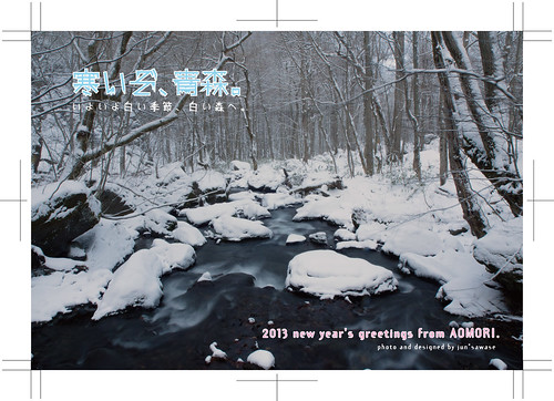New year's greetings 2013