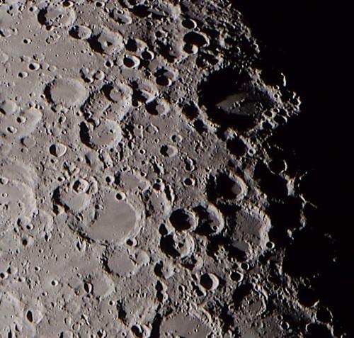 Lunar View 11/21/2012