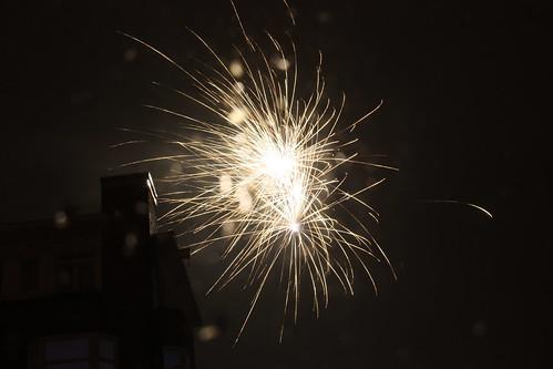 Fogos de artifício Amsterdam - 2013