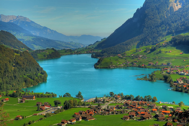 Lake Brienz - Interlaken Switzerland