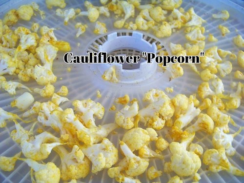 Popcorn that doesn't pop!