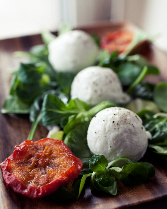 Homemade Vegan Buffalo Mozzarella