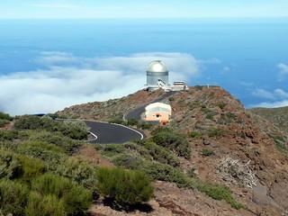 La Palma - Observatory - Roque de los Muchachos