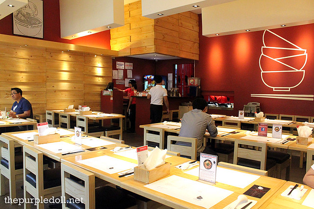 Ramen Bar Eastwood Branch