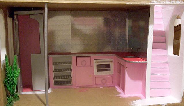BarbieCardboardDollhouse072