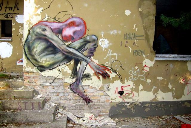 graffiti | der stör | klosterfelde . artbase 2012