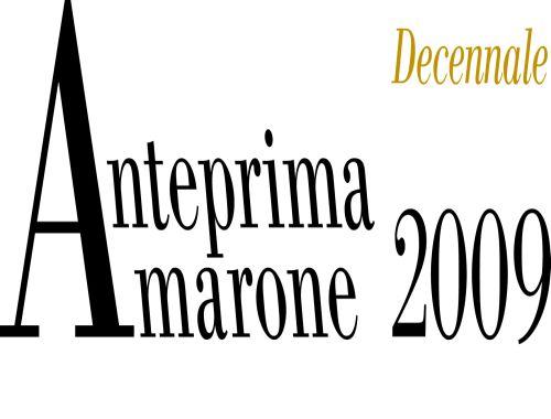 Anteprima Amarone 2009 a Verona