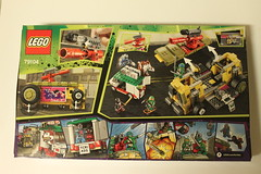 LEGO Teenage Mutant Ninja Turtles The Shellraiser Street Chase (79104)