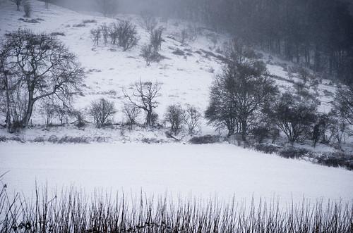 winter snow sunrise nikon hill lewesdon 55200mm nikond7000
